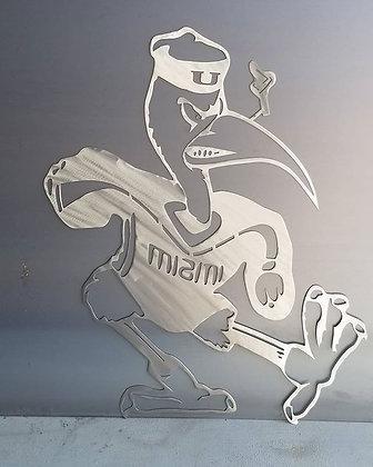 UM Mascot