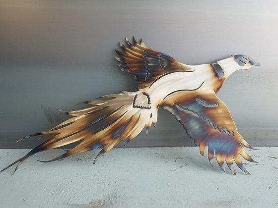 Pheasant Heat Treated