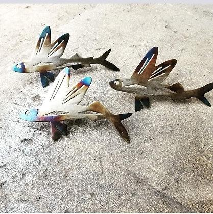 3 Flying fish