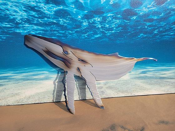 Humpback Whale Heat Treated