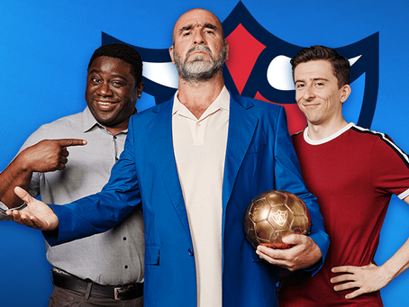 There's a New Bull in Town as Eric Cantona Fronts BetBull's First Campaign