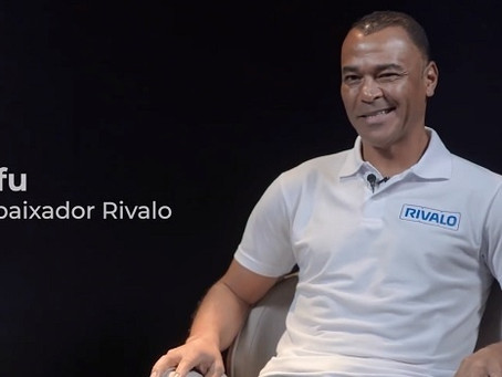 Five-time world champion Cafu becomes new ambassador of bookmaker RIVALO in Brazil