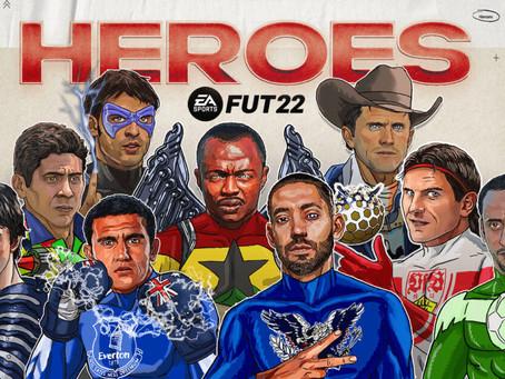 FIFA 22: EA announce brand-new FUT Hero cards