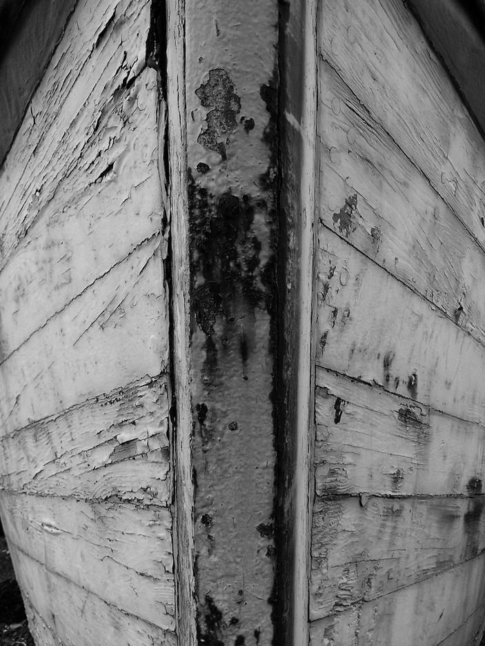 Old boat Skye