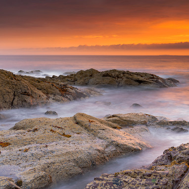 South east coastal sunrise
