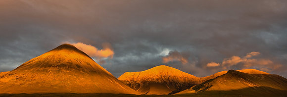 The Red Cuillin
