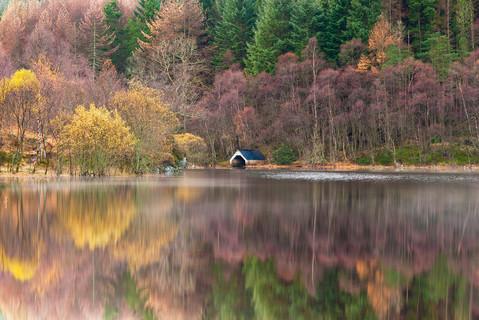 Autumn in the Trossachs