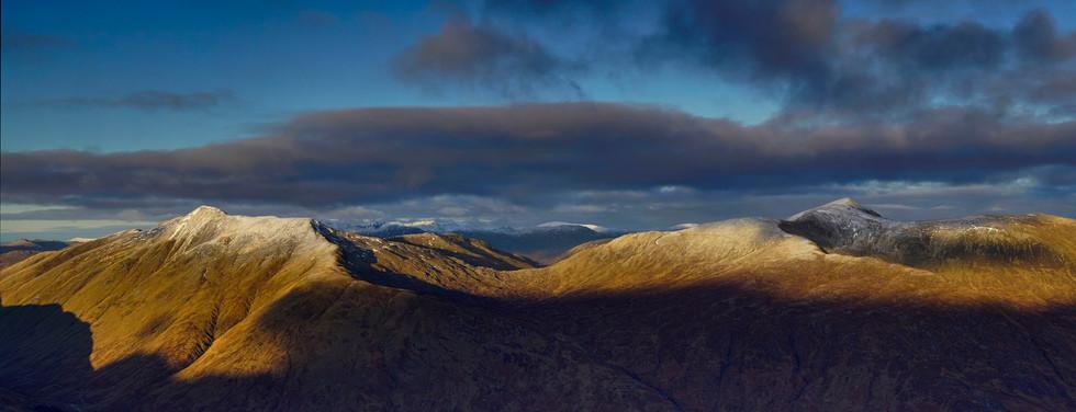 Glen Shiel Panoramic