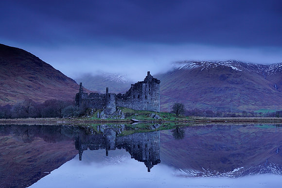 Kilchurn Castle Autumn