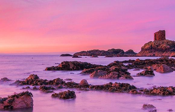 Elie North Fife Sunrise