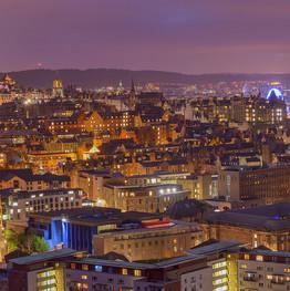 Edinburgh Skyline (3/5)