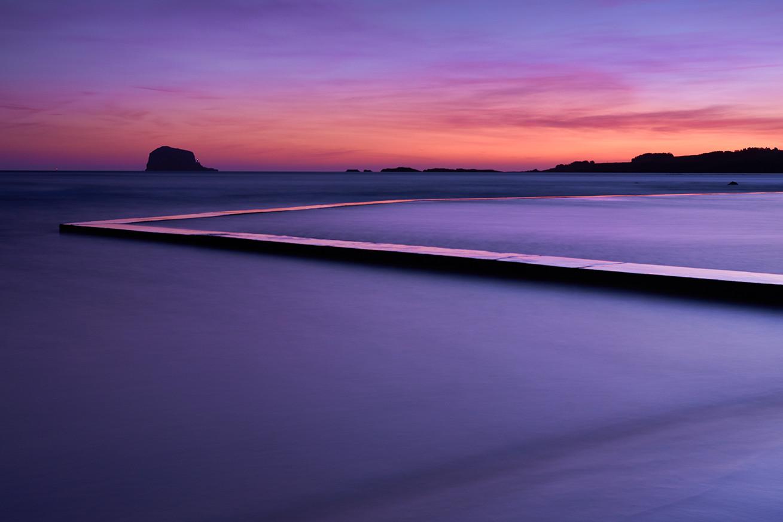Sunrise over the east coast (1/4)