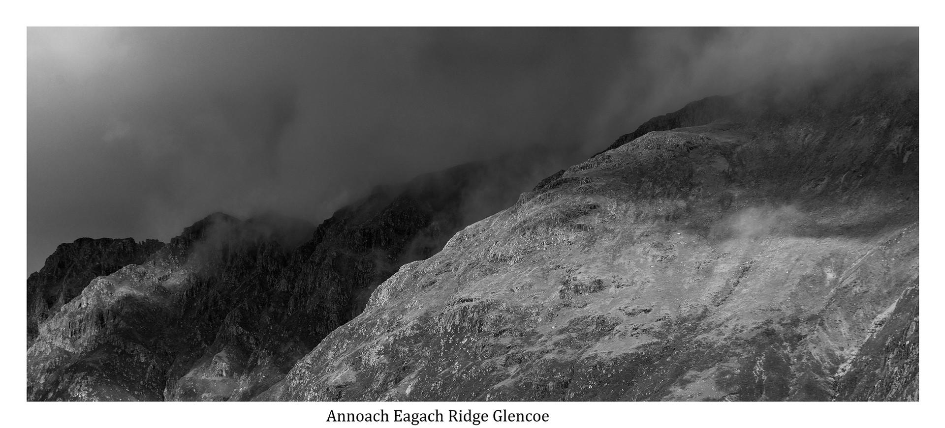 The ridge - Aonach Eagach