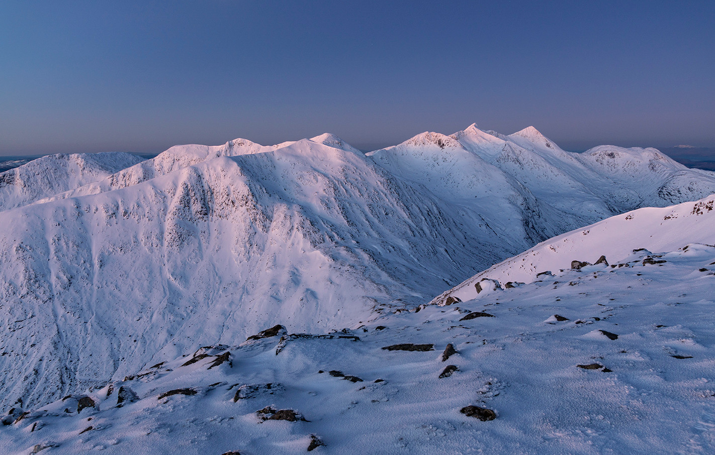 The Cruachan Ridge