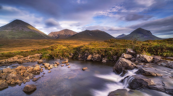 Skye - The Red Cuillin