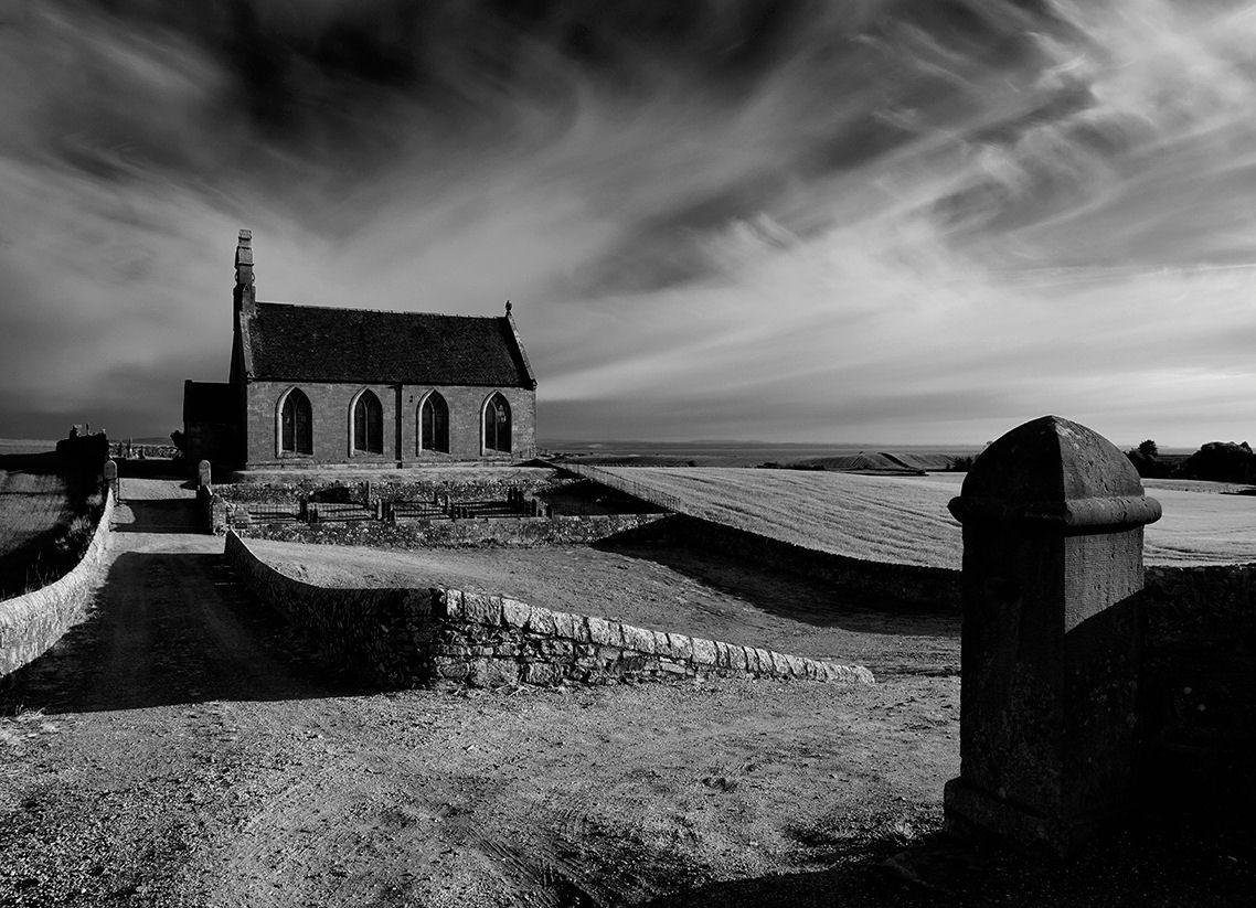 North Fife coastal kirk