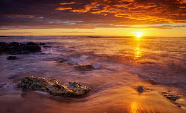 Fife coastal sunrise