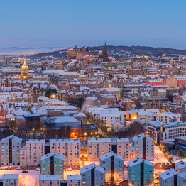 Winter Edinburgh 2