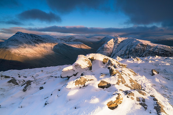 Beinn Dorain Winter