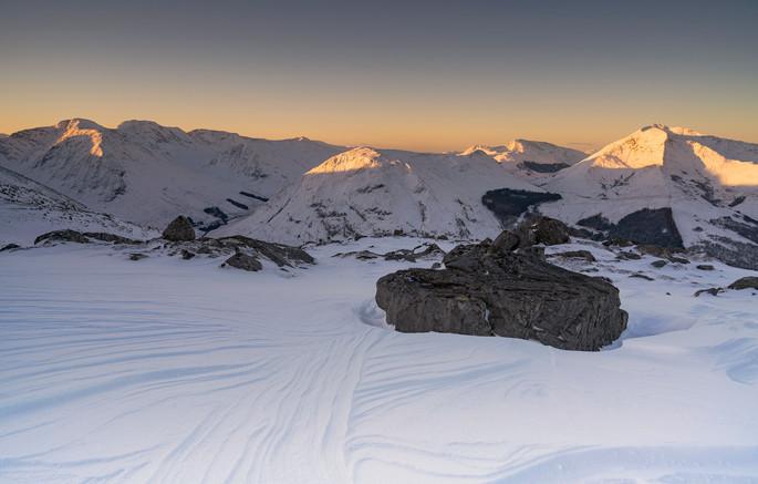 Hidden Glencoe summits