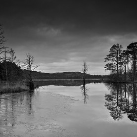 Winter in the Cairngorms - Loch Malachie