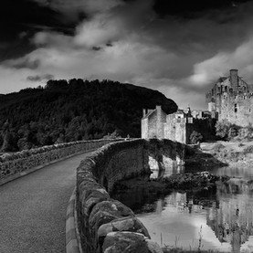 Reflected Eilean Donan