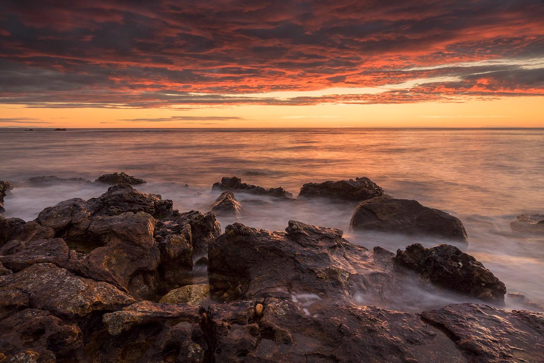 Fife coast sunrise (2/3)