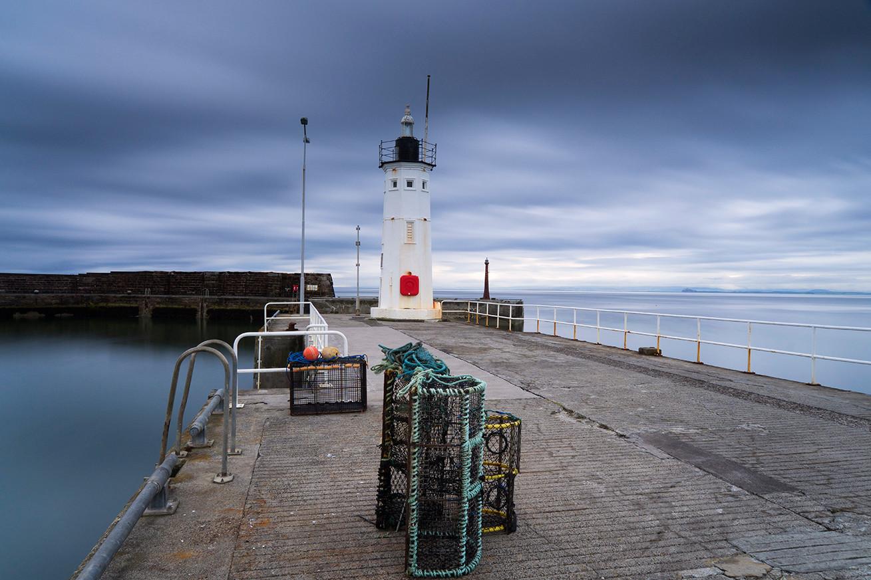 Anstruther pier (1/4)