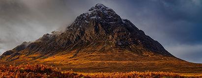 Panoramic Buchaille Etive Mhor