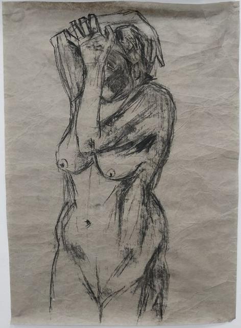 dessin académie Châtelet