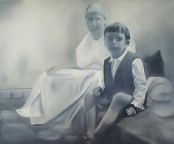 peinture académie de Châtelet