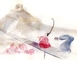 Cours d'illustration-châtelet-Charle