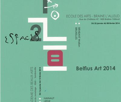 """Exposition """"Belfius Art"""""""