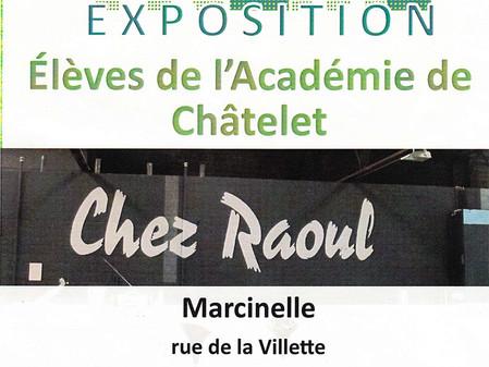 """Expo """"La trame"""""""