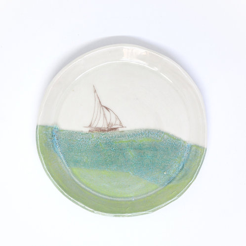 Boat plate