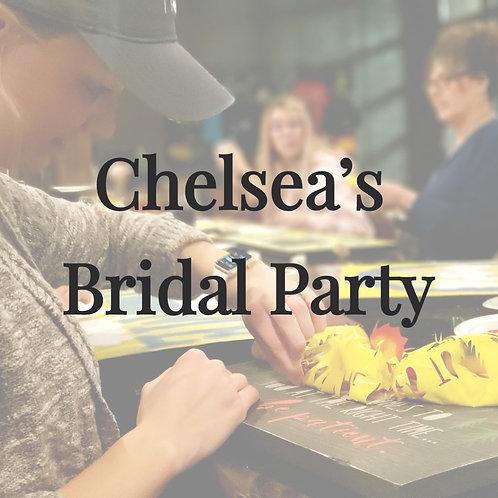 Chelsea's Bridal Party
