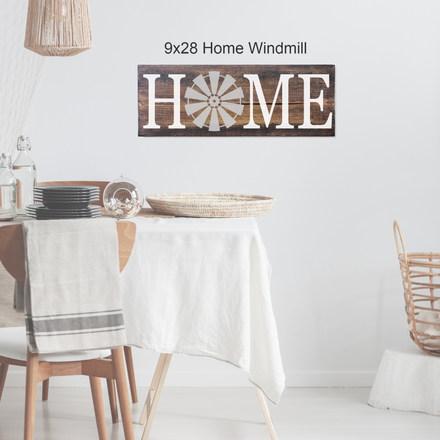 9x28 Home Windmill