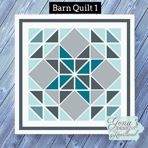 Barn Quilts Whitetails Saloon