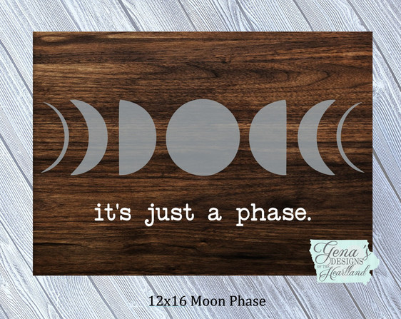 12x16 moon phase