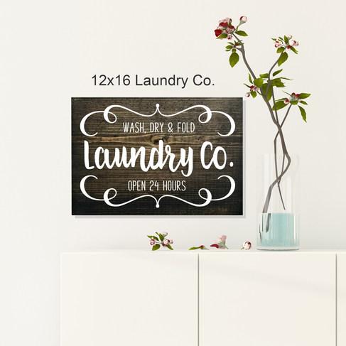 12x16 Laundry Co