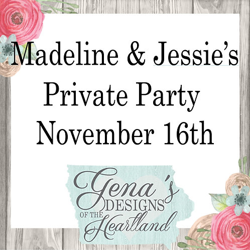 Madeline & Jessie