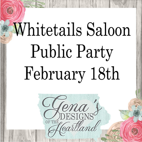 Whitetails Saloon