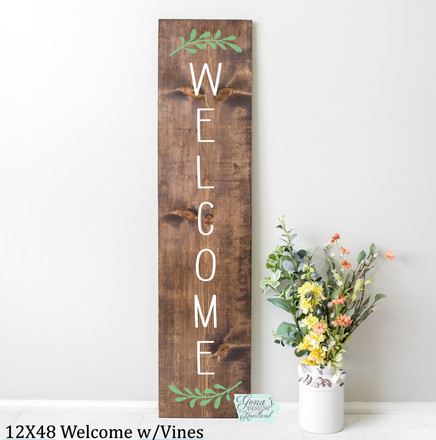 12x48 welcome w.vines.jpg
