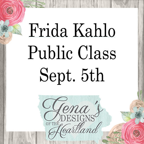 Frida Kahlo Sept 5