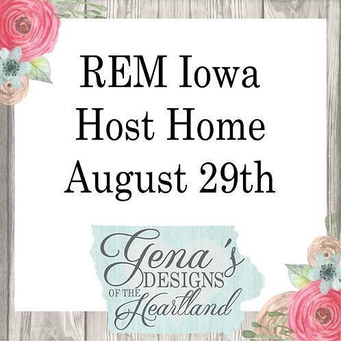 Dede REM Iowa Host Home