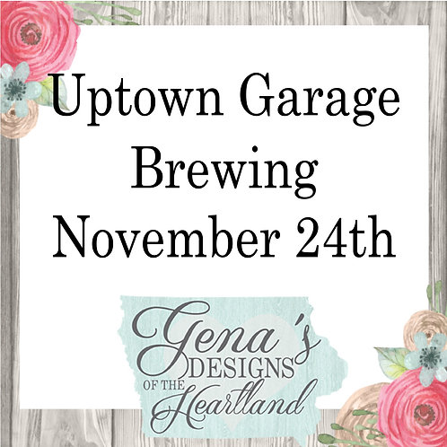 Uptown Garage Brewing