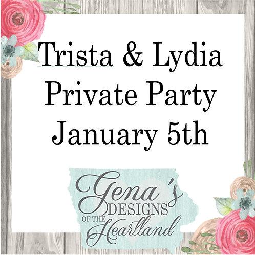 Trista & Lydia
