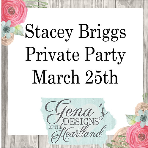 Stacey Briggs