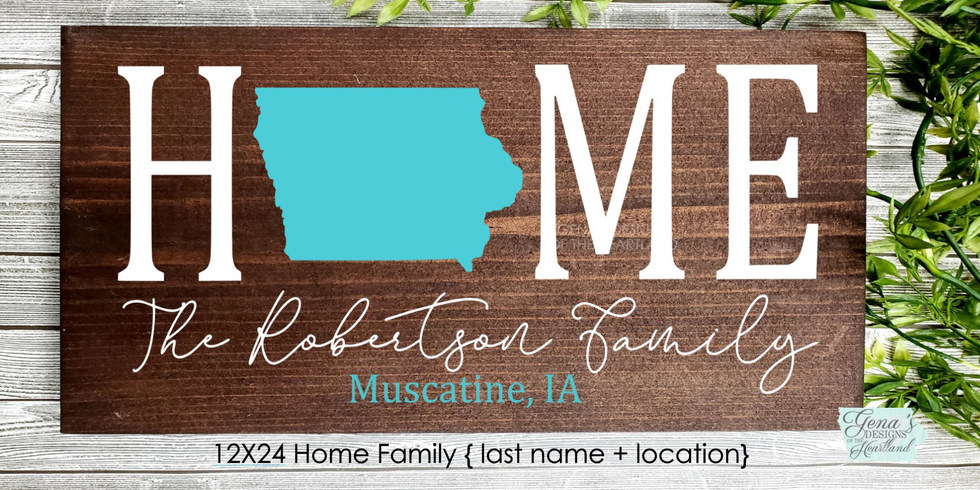 12x24 Home Family