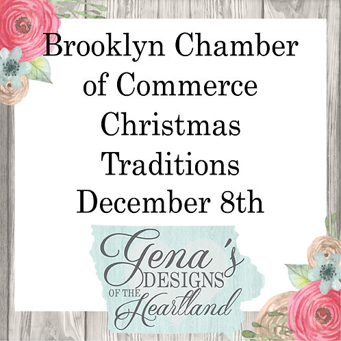 Brooklyn Chamber of Commerce Christmas Traditions